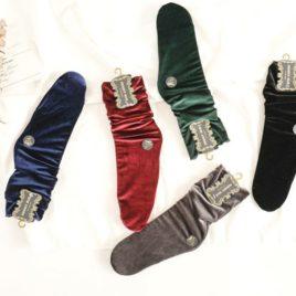 Носки Бархатные