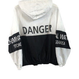Бомбер спорт Danger black