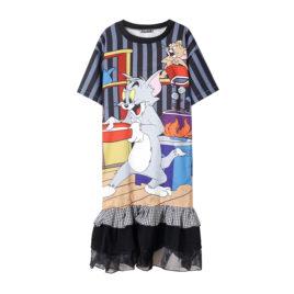 Платье Том и Джерри
