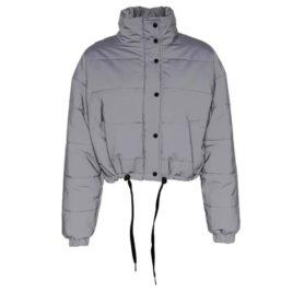 Куртка рефлективная укороченная