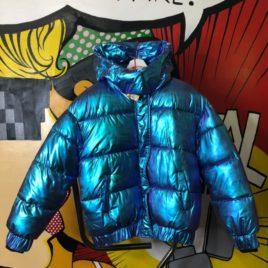 Куртка хамелеон Blue