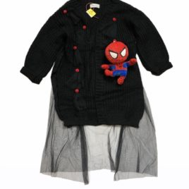 Кардиган «Человек паук»